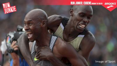 RUN JUNKIE: Old Man Lagat Still Got It