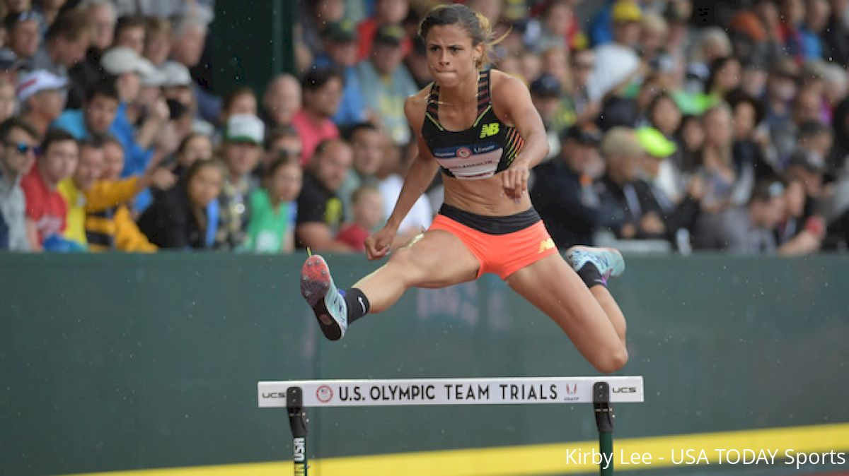 16-Year-Old Sydney McLaughlin Makes Olympic Team With World Junior Record
