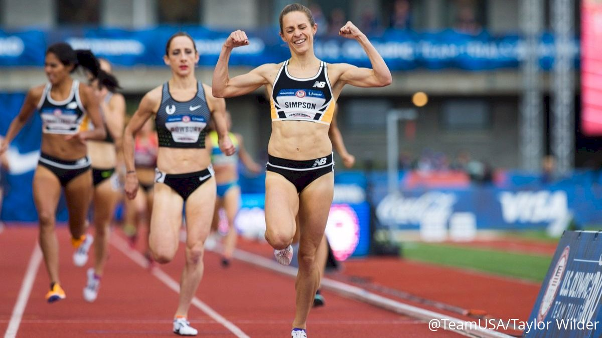 WATCH: All Olympic Trials Women's Track Finals