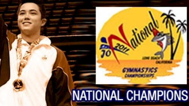 2011 Men's JO Nationals