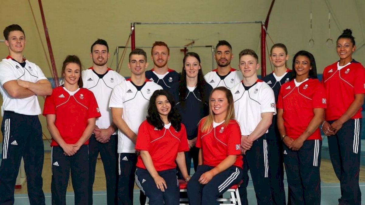Great Britain Announces 2016 Rio Olympic Artistic Teams