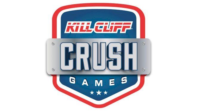 2016 Kill Cliff Crush Games Prelim Leaderboard