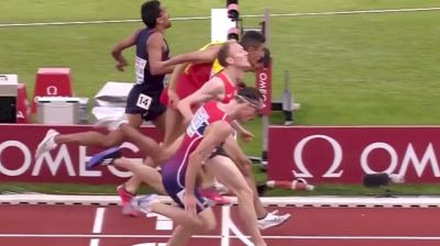 KICK OF THE WEEK: Top Four Men At Euros 5K Separated By 0.01 Seconds