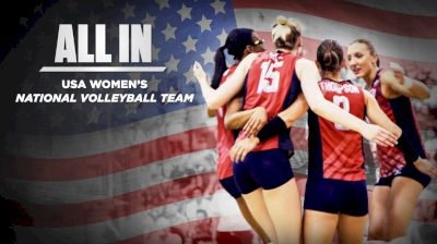 All In: USA Women's National Volleyball Team (Episode 1)