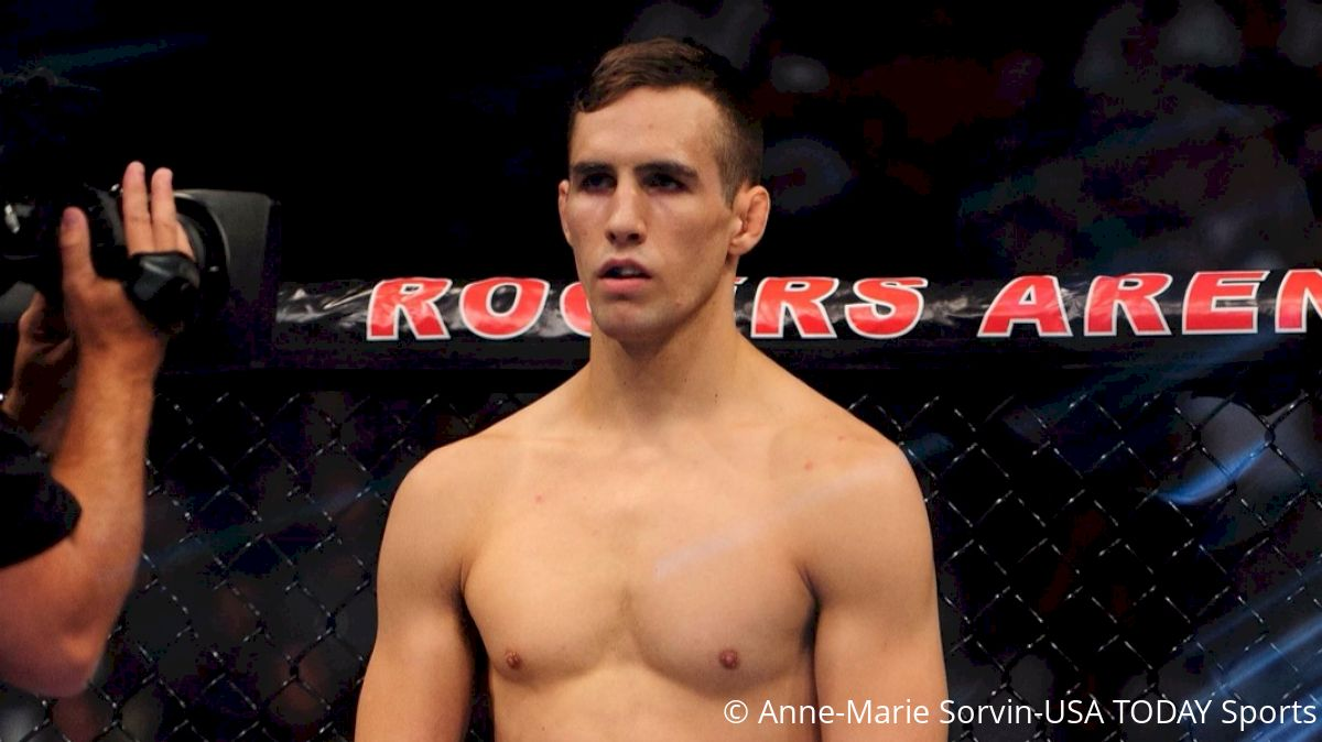 BREAKING: Rory MacDonald Signs with Bellator