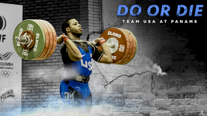 Do Or Die: Team USA At PanAms (Episode 2)