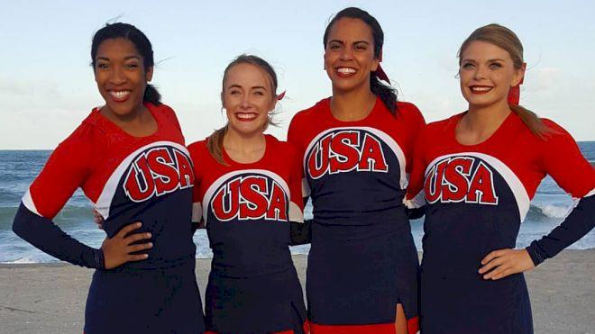 Q&A: USA National Team's Andrea Larkins