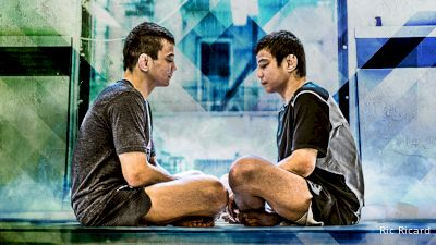 Double Trouble: Paulo & Joao Miyao In At Light-Feather
