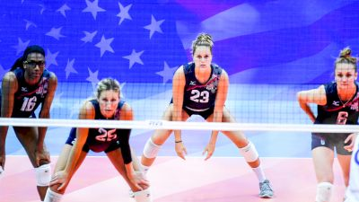 All In: USA Women's National Volleyball Team (Episode 2)