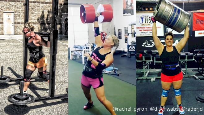 Strongest Women in the World Purse Set for $10K