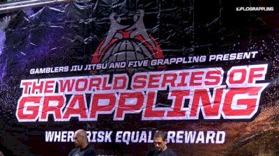 Rafael Dutra vs Jonnatas Gracie World Series of Grappling #2