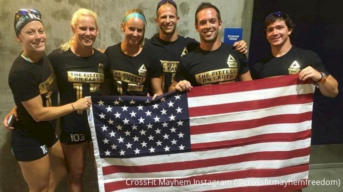 2016 CrossFit Games Payouts: Teams & Masters