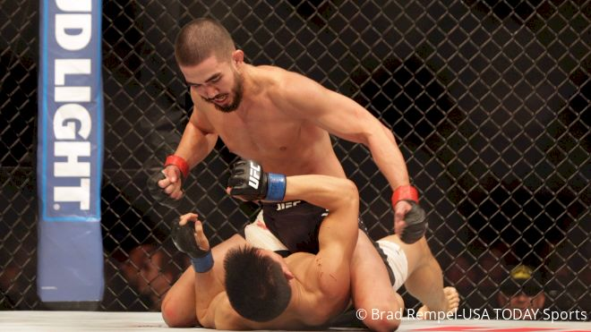 Louis Smolka Re-Signs With UFC, Will Fight At Bantamweight