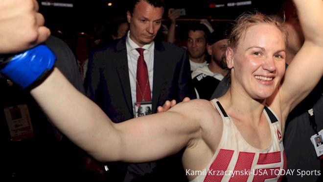 Valentina Shevchenko Warns Joanna Jedrzejczyk: Flyweight Is 'My Territory'