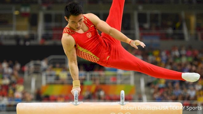 China Edges Out Russia For Worlds Team Gold In Close Meet