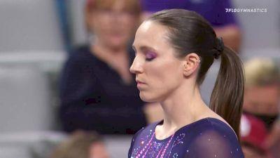 Chellsie Memmel - Bars, M and M Gym - 2021 US Championships Senior Competition International Broadcast