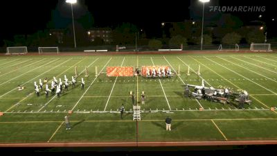 """Great Mills High School """"Great Mills MD"""" at 2021 USBands Maryland-Virginia State Championships"""