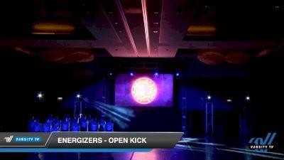 Energizers - Open Kick [2020 Open Kick Day 1] 2020 GLCC: The Showdown Grand Nationals