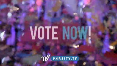 Cheerleader's Choice: Vote Now!