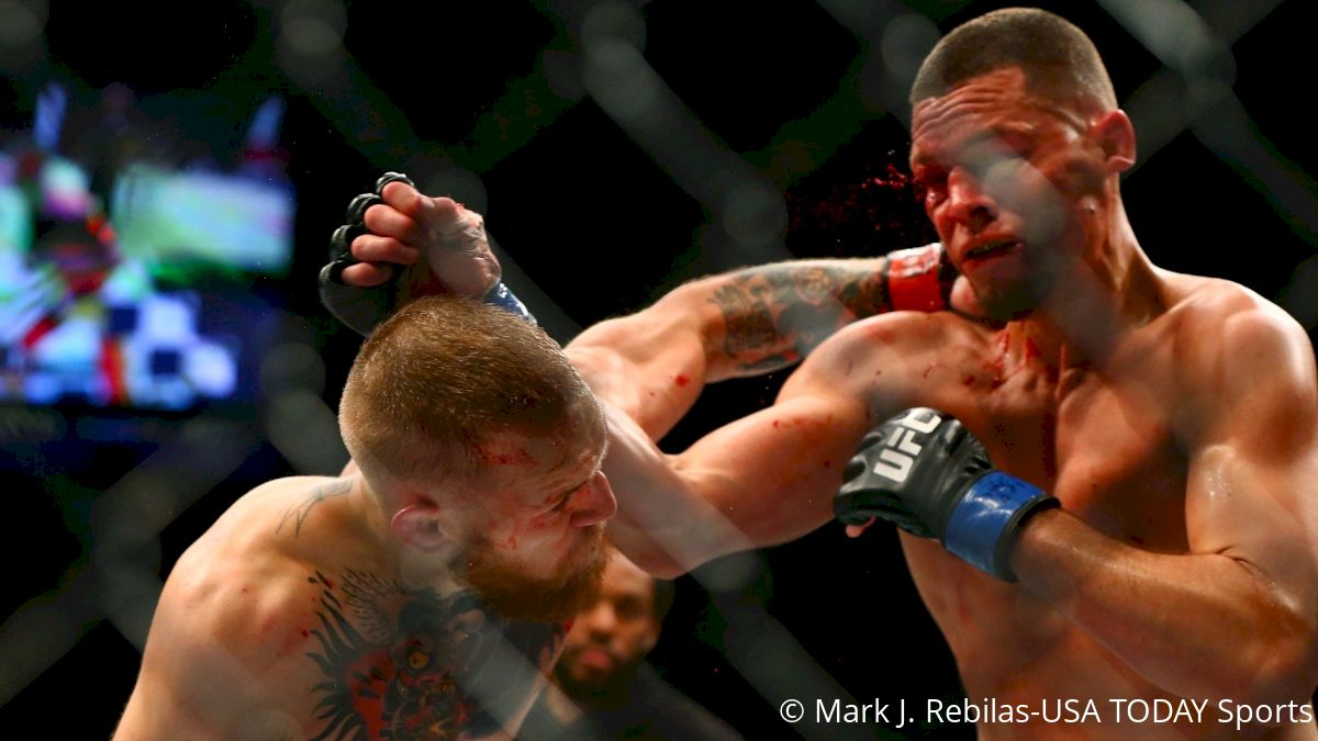 Ufc 202 Conor Mcgregor Outpoints Nate Diaz In Epic Rematch