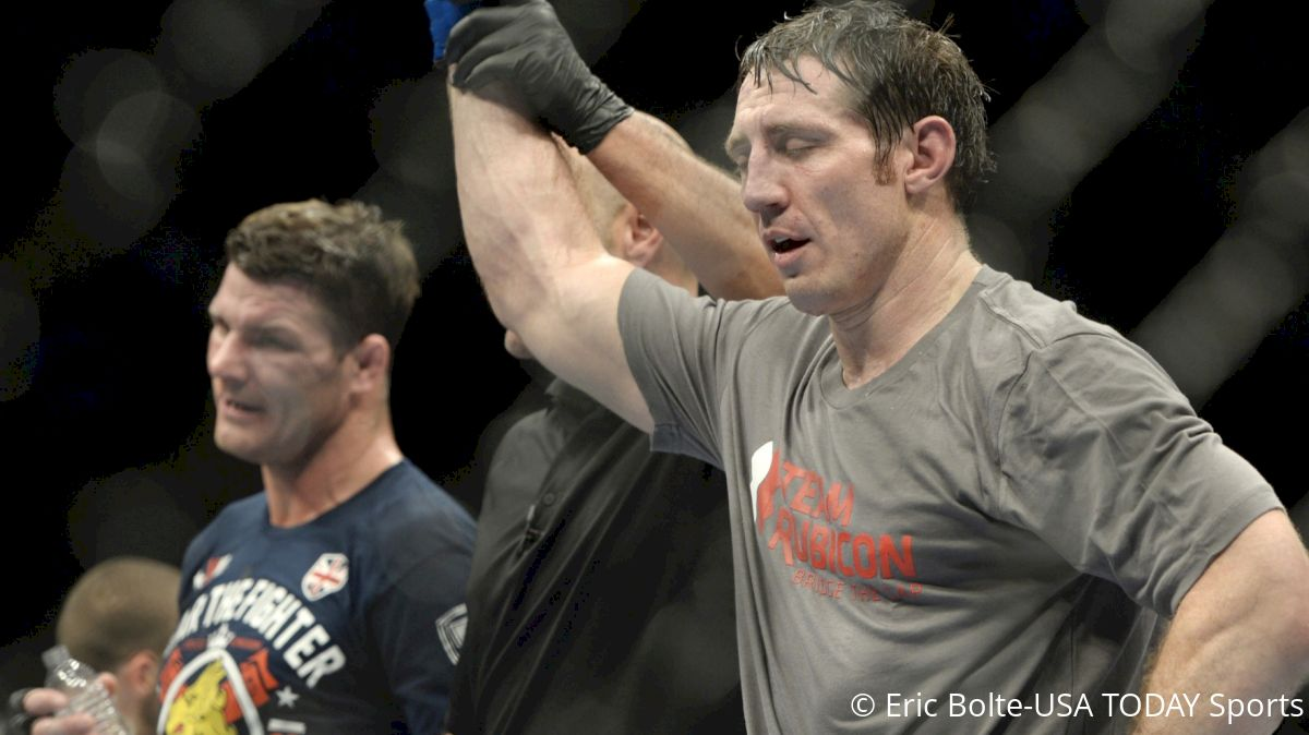 Tim Kennedy vs. Rashad Evans Targeted for UFC 205 in NYC