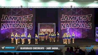 Bluegrass Cheercats - Jade Jaguars [2021 L3 Junior - D2 - Medium Day 2] 2021 JAMfest: Louisville Championship