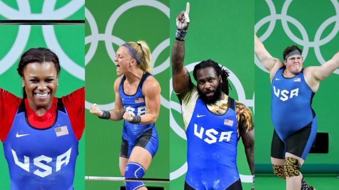 Team USA in Rio