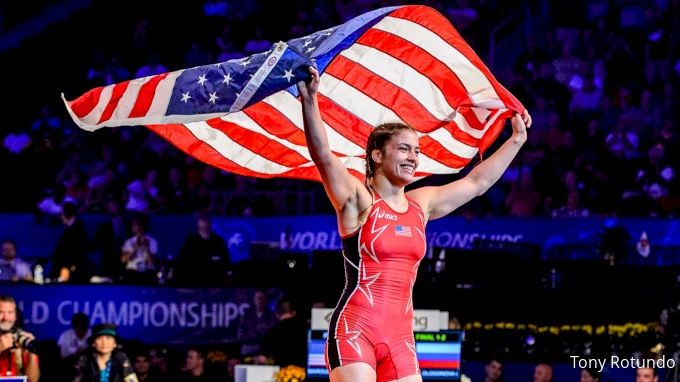 picture of Helen Maroulis