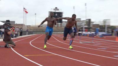 Workout Wednesday: 2016 Team USA Men's 4x1 Relay Team
