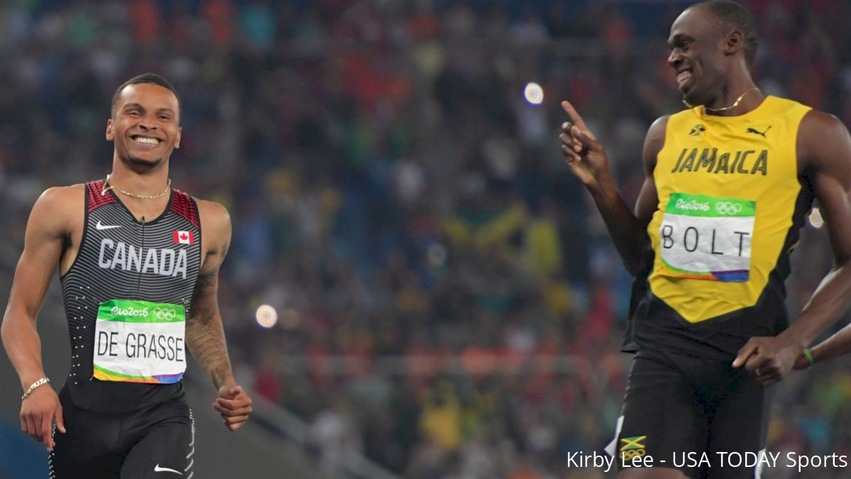Usain Bolt Is Racing In Australia This Weekend