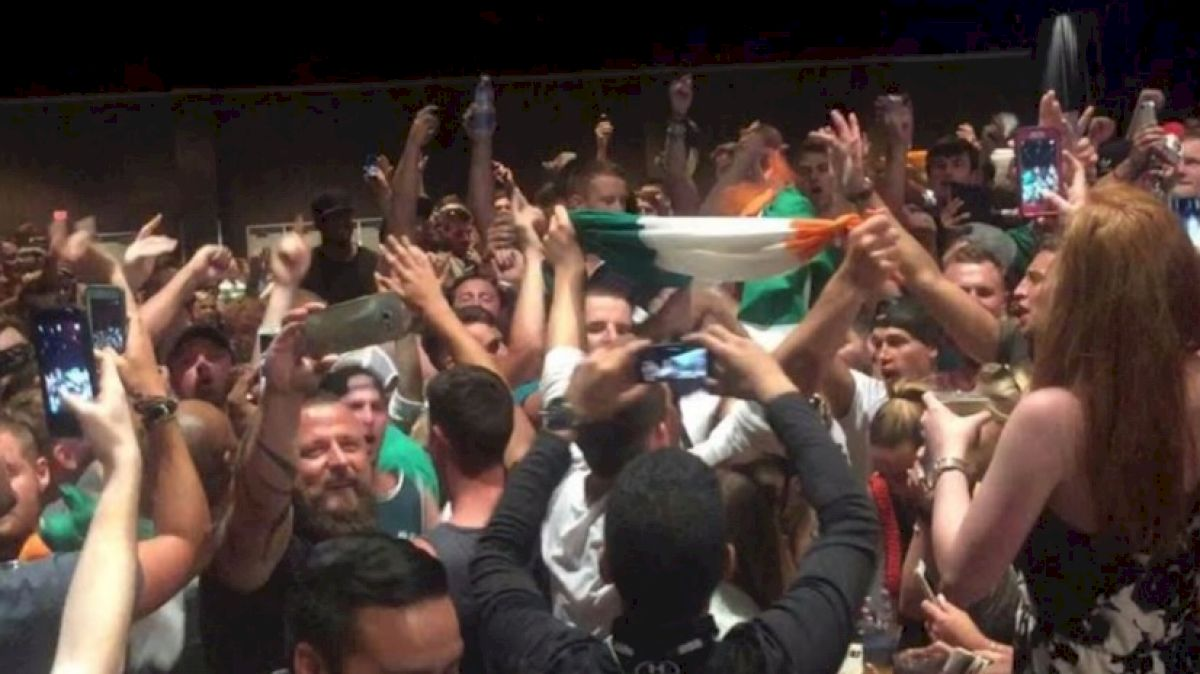 UFC 202: Weigh-In Stream, Staredowns And Irish Fan Chaos