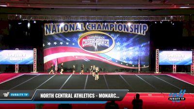 North Central Athletics - Monarchs [2021 L1 Tiny Novice Day 1] 2021 ACP: Midwest World Bid National Championship
