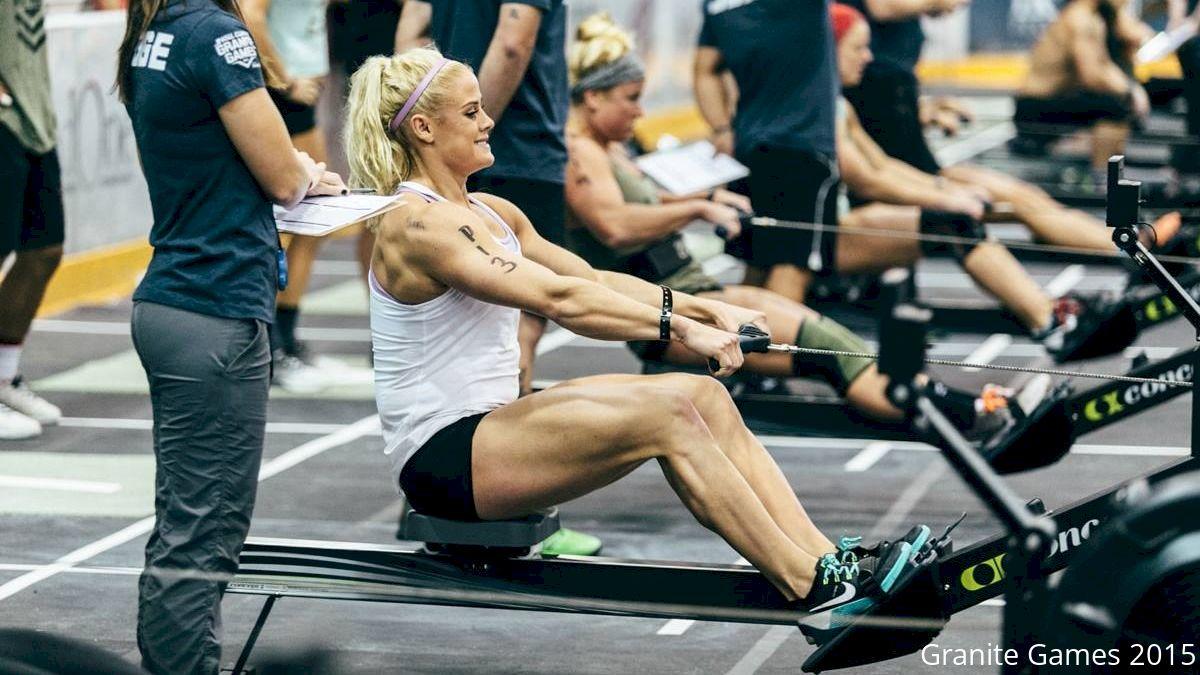 3c333099d Sara Sigmundsdottir Moving To U.S. For 2017 California CrossFit Regional