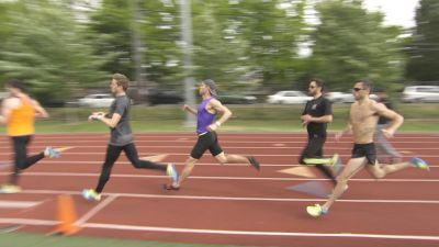 Workout Wednesday: Nick Symmonds and the Brooks Beasts 3x400