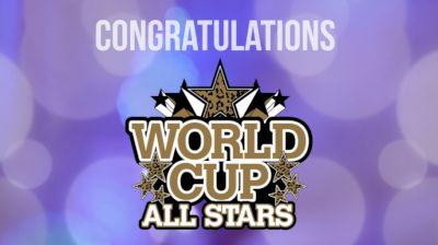 Congratulations, World Cup All Stars!