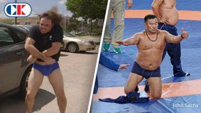 Flo Goes Mongolian