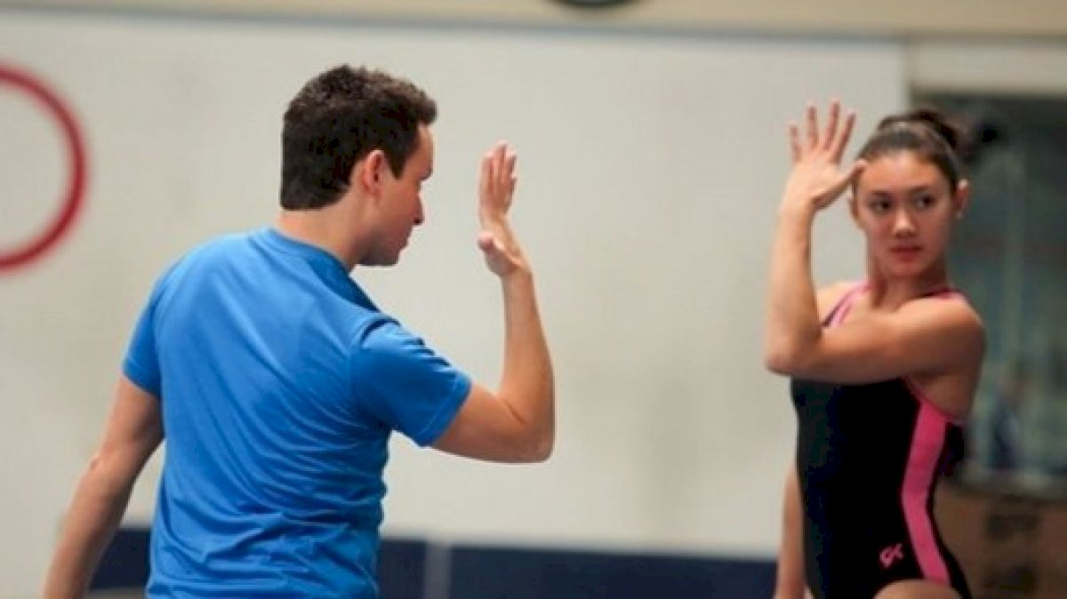 Choreographer Dominic Zito: Reinventing Kyla Ross