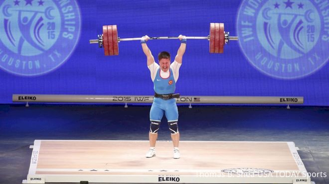 Clean Russian Weightlifter Oleg Chen Reflects on Rio Ban
