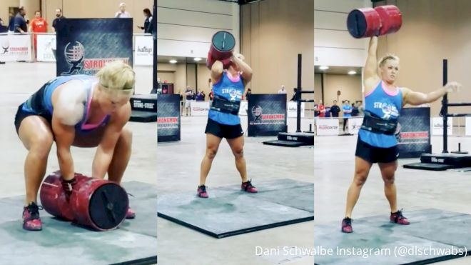 Day 2 of Strongest Woman in the World is Anyone's Game