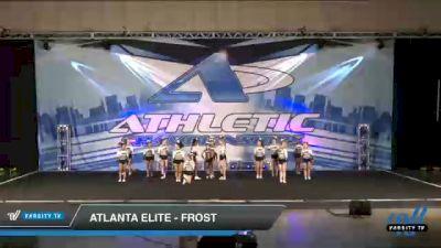 Atlanta Elite - Frost [2021 L4 Senior - D2 Day 2] 2021 Athletic Championships: Chattanooga DI & DII