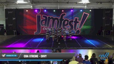 CDA Xtreme - Envy [2021 L3 Junior - D2 Day 1] 2021 JAMfest: Liberty JAM