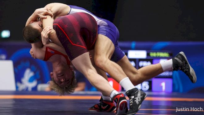 Top 7 Jr. Greco World Matches