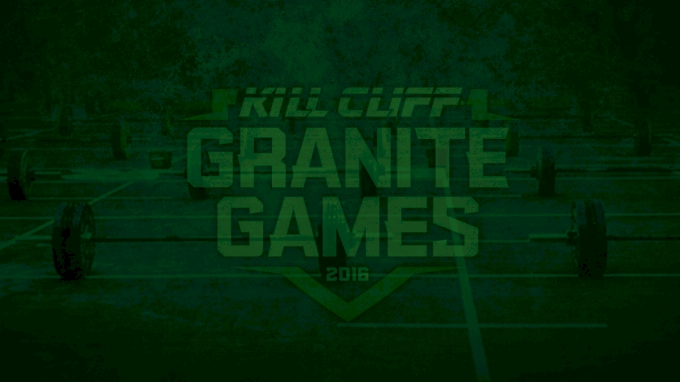picture of 2016 Kill Cliff Granite Games