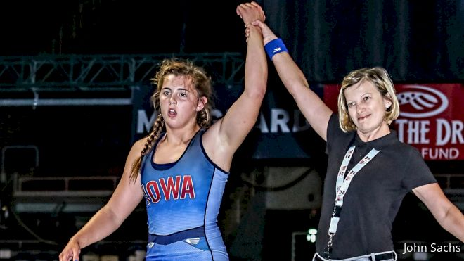 Women's Matchups For Day 2 at Junior Worlds
