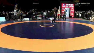 61 kg Consi 4 - Carter Young, Cowboy Wrestling Club vs Nick Suriano, Sunkist Kids Wrestling Club