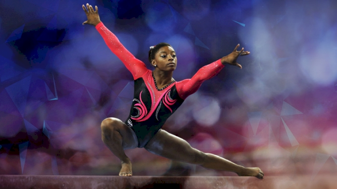 picture of Simone Biles: Golden Girl