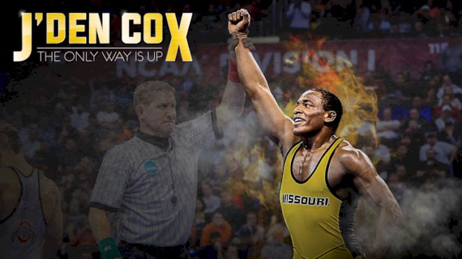 J'den Cox: The Only Way Is Up