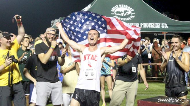 Mikey Brannigan Wins Paralympic 1500m Gold