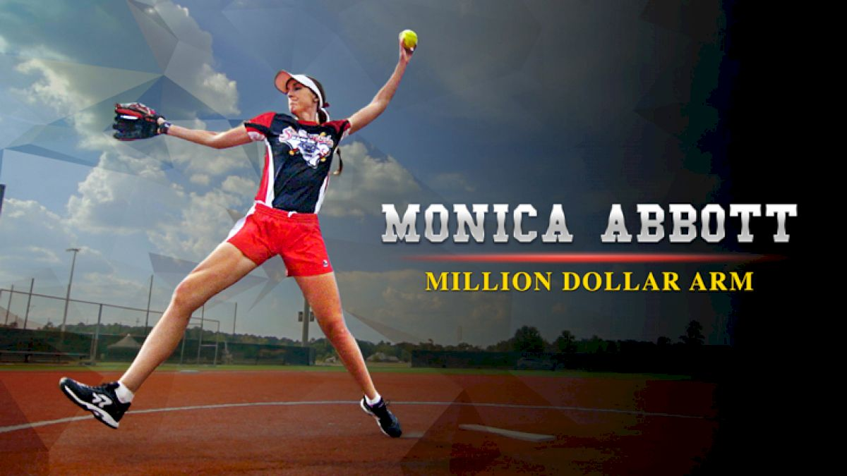 Monica Abbott: Million Dollar Arm Marathon