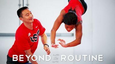 Beyond The Routine: Chow & Gabby Douglas (Episode 2)